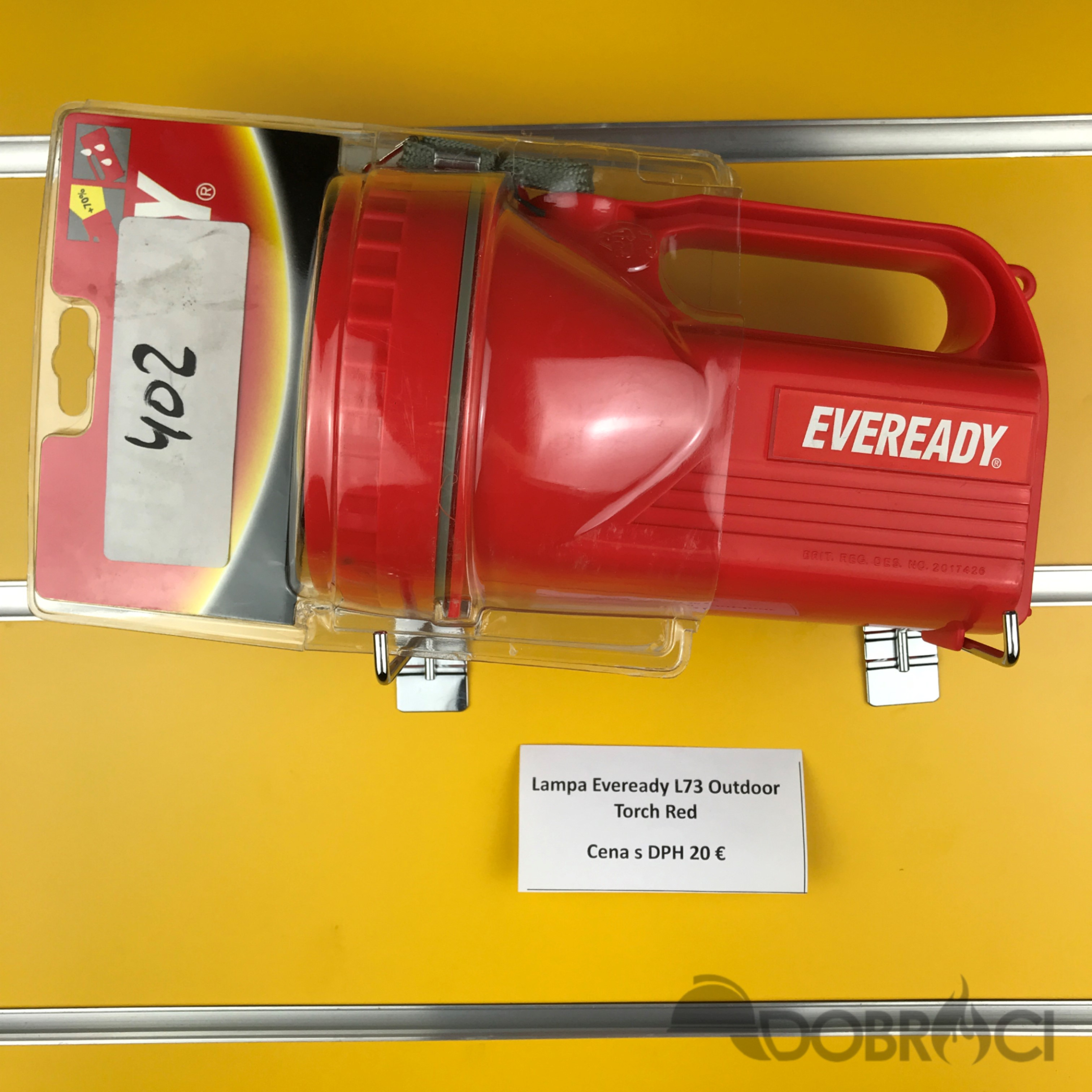 LAMPA EVEREADY L73 OUTDOOR